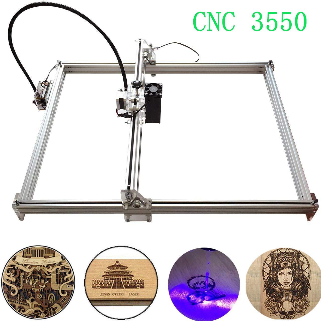 Galleon - 3000mw Carving Machine DIY Kit, 3550 Desktop USB Laser