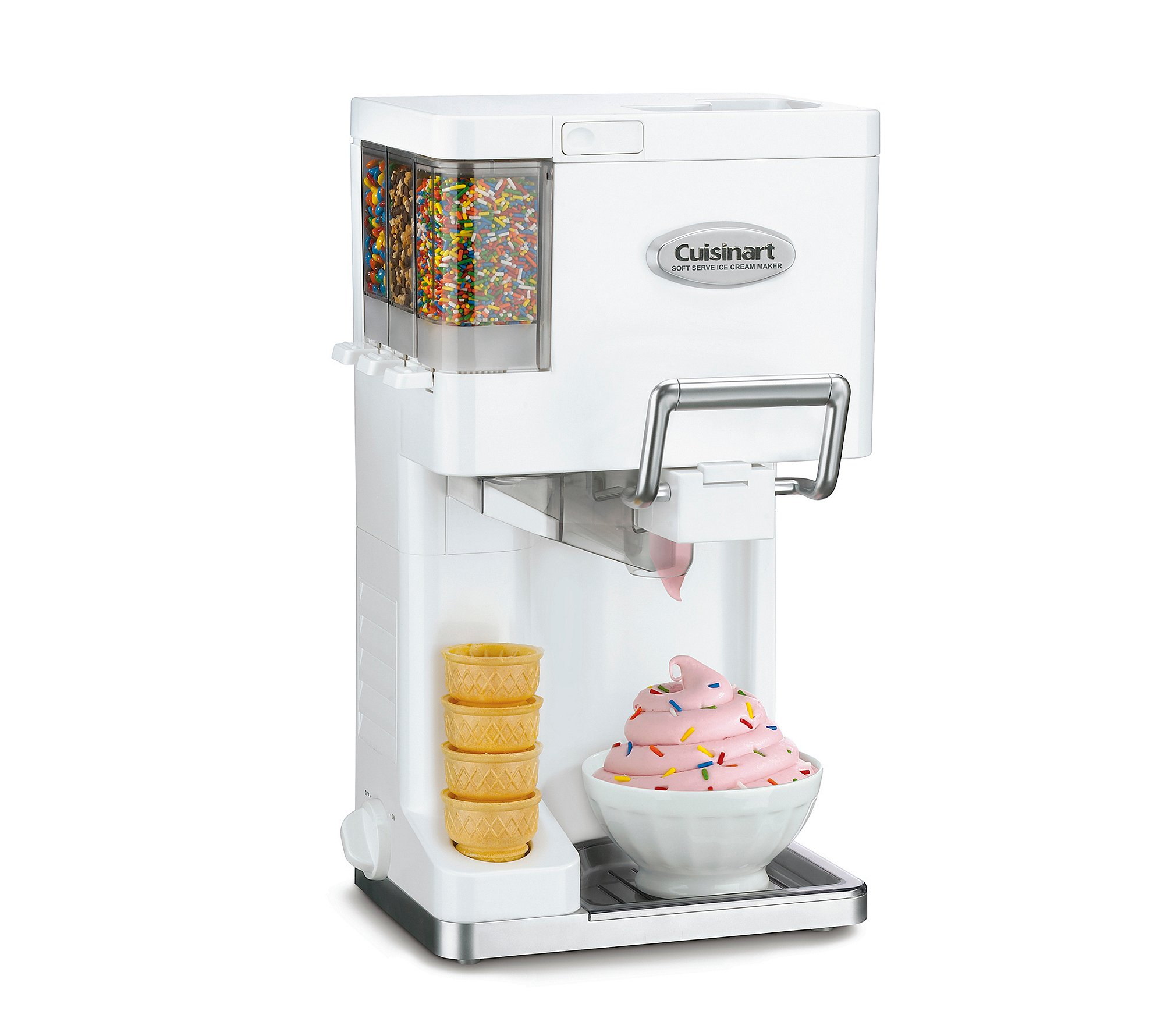 Cuisinart ICE-45 Mix It In Soft Serve 1-1/2-Quart Ice-Cream Maker 718JkSLmfcL
