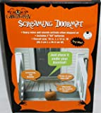 Halloween Screaming Doormat (Measures 10x14)