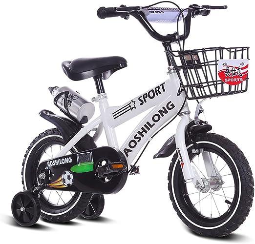 Bicicletas para niños Guo Shop 12/14/16/18 Pulgadas Bicicleta 2-3 ...