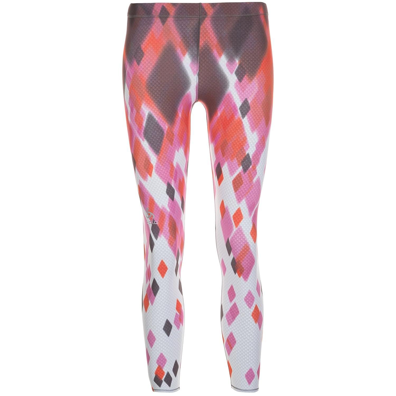 Odlo Damen Oberbekleidung Ebe Insideout Tights Short Cut Running-3/4 Hosen