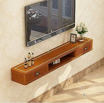 Los estantes flotantes Unidad de TV soporte de la película ...