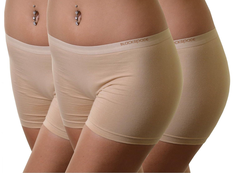 Blackspade Essentials Seamless Boy Shorts