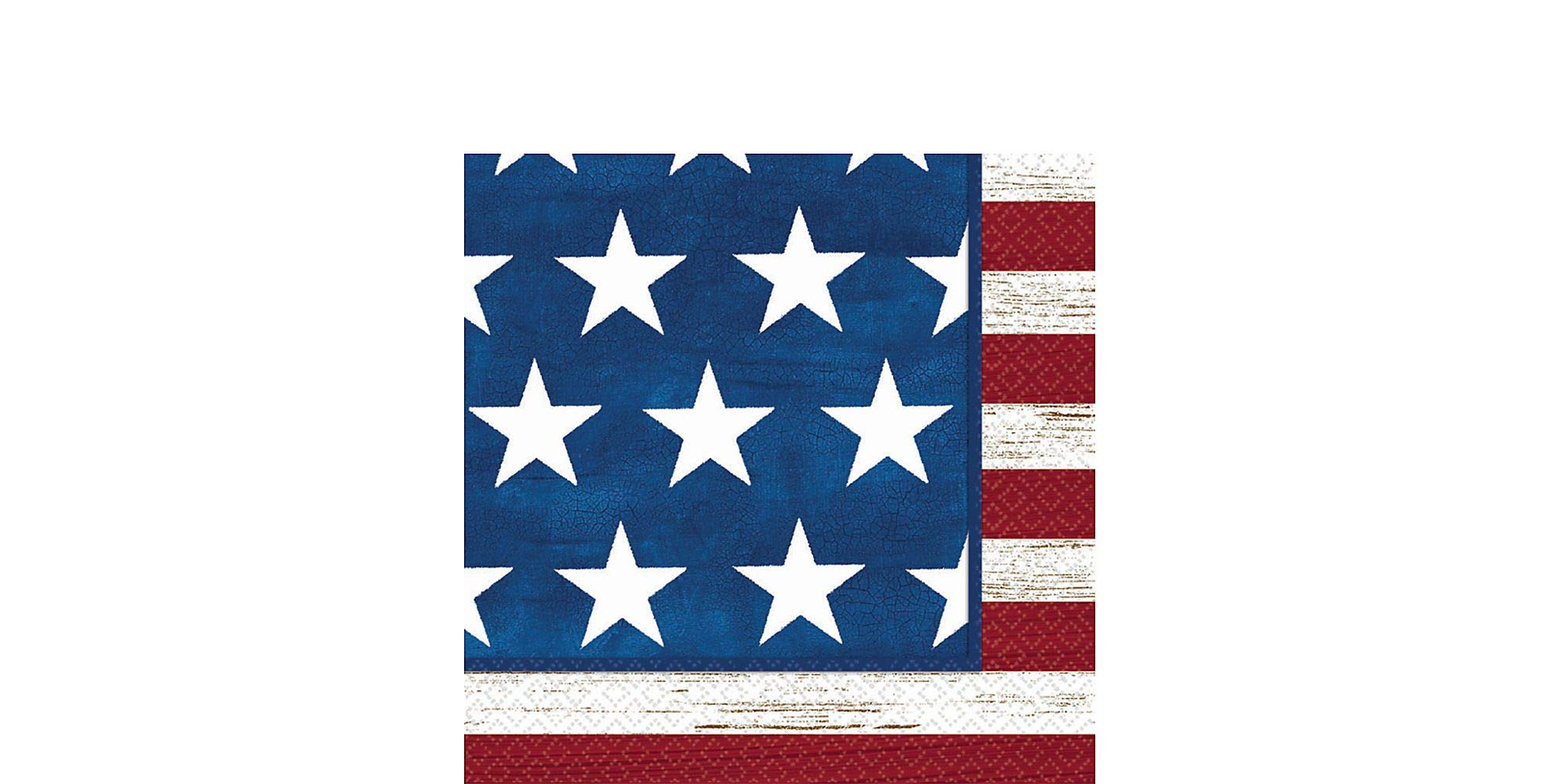 American Party Luncheon Napkins, 100 Ct. by amscan