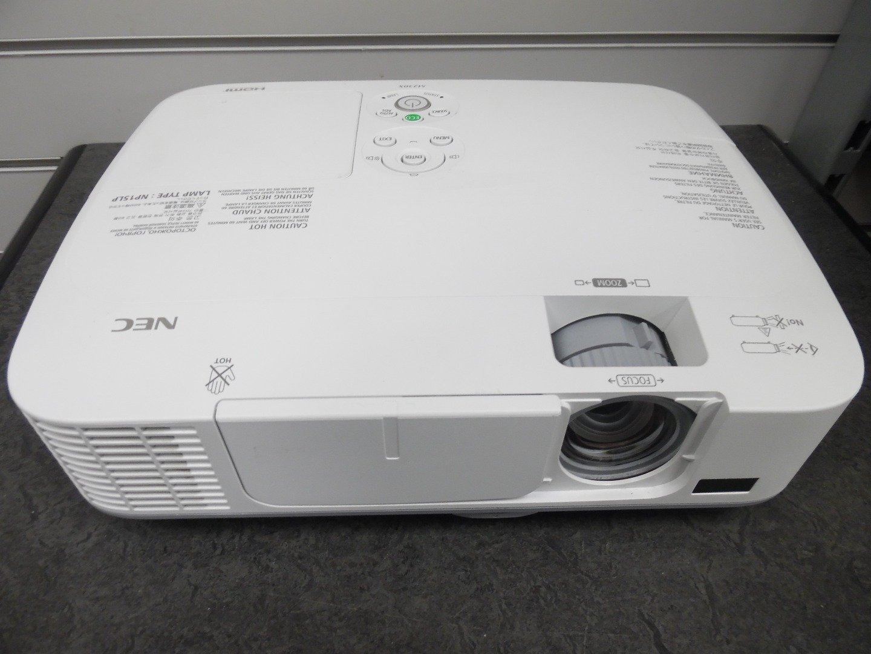 NEC IE-60002958 - Proyector LCD (2300 lúmenes, Contraste de 2000:1 ...