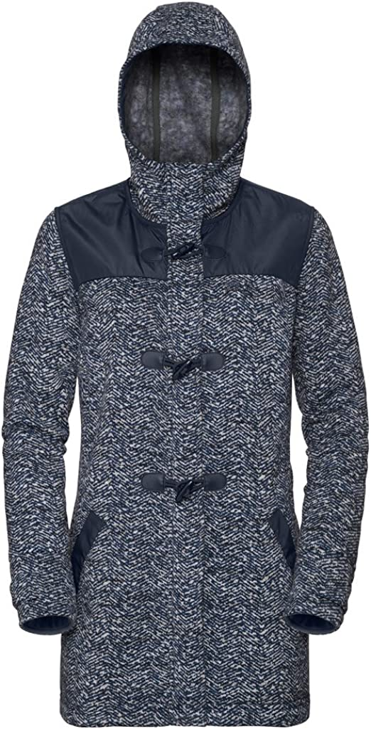 Jack Wolfskin Belleville Coat Fleece X Small Midnight Blue