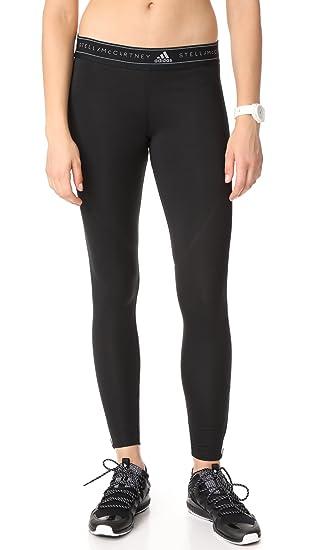 9856d5e5f730d adidas Stella McCartney Women's Run Leo Tights: Amazon.co.uk: Clothing