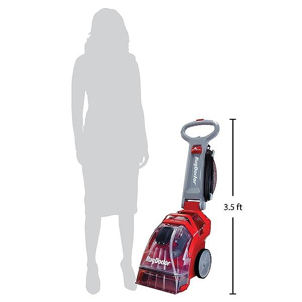 Rug Doctor Deep Carpet Cleaner Vs Bissell Proheat 2x Revolution: Rug Doctor Deep Carpet Cleaner Review