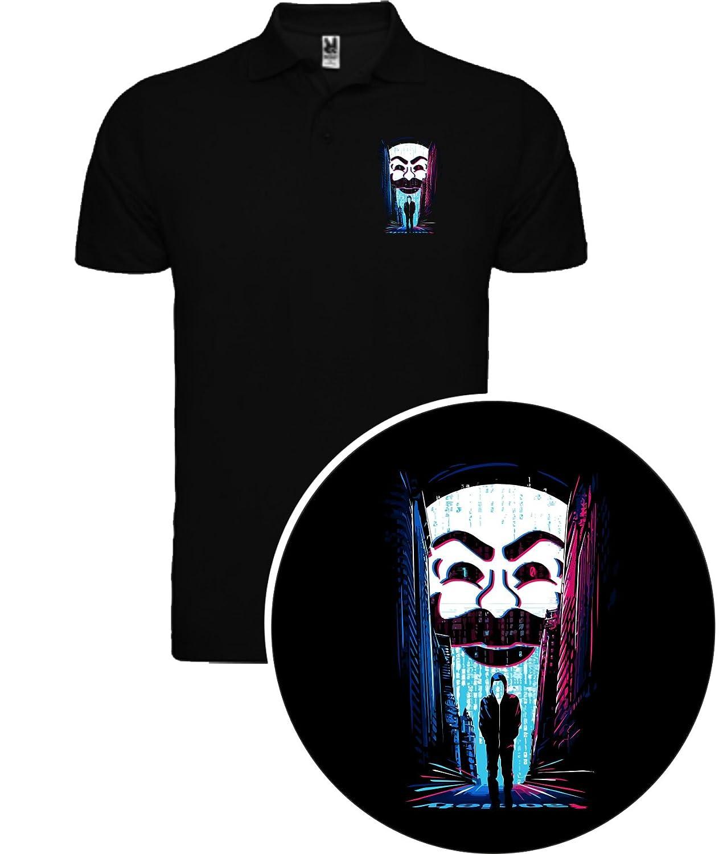 Sudadera de V de Vendeta V de Vendetta cómic cine política héroe venganza hombre Qz03uILp