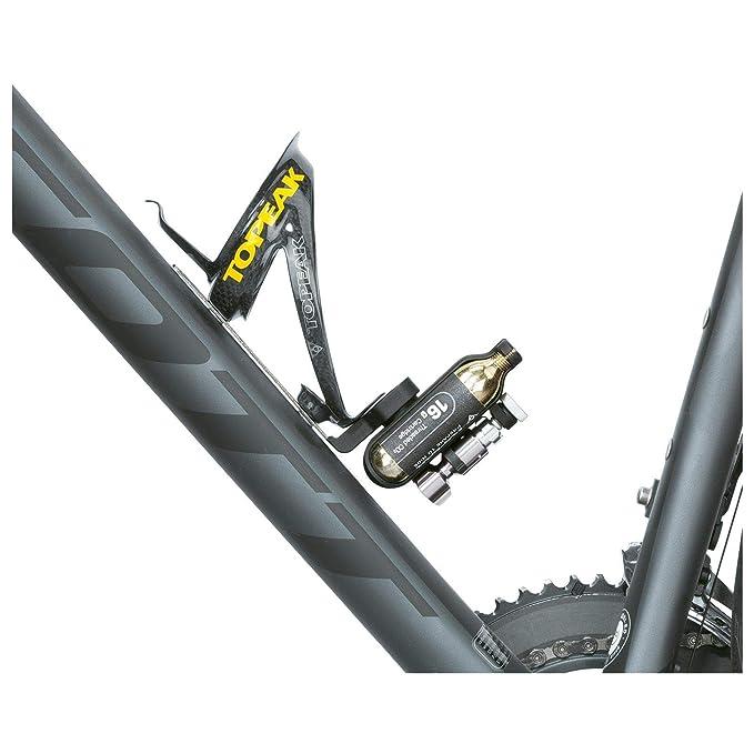 Topeak Ninja CO2 Fahrrad Kartuschen Luft Pumpe Micro Air ...