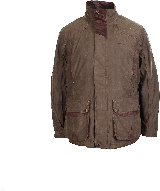 Percussion 3-in-1Men/'s Normandie Jacket in Brown