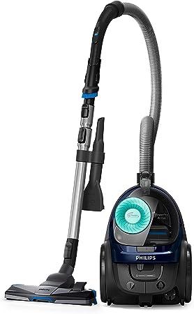 Philips FC9556/09, 650 W, 1.5 litros, 76 Decibeles, Azul: Amazon ...
