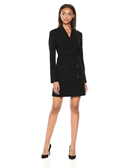 242cef3da9 Theory Women s Blazer Dress  Amazon.co.uk  Clothing