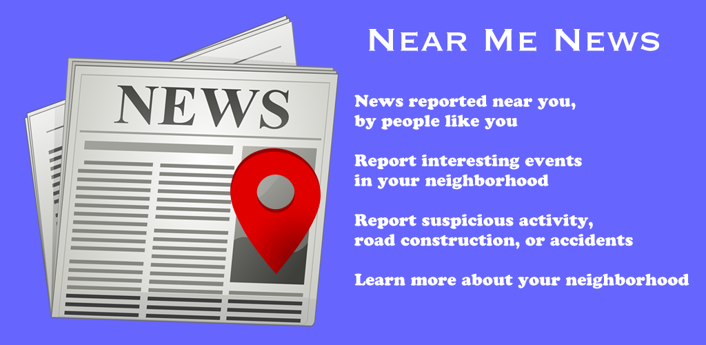 Amazon com: Near Me News: Appstore for Android