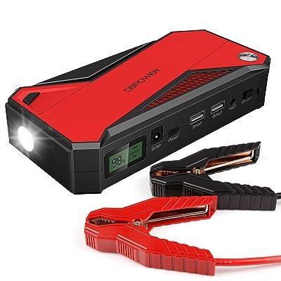 DBPOWER 600A Portable Jump Starter