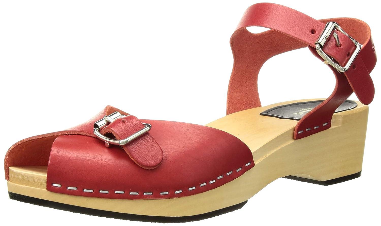6f524edaa51 swedish hasbeens Women's Pia Debutant Heeled Sandal
