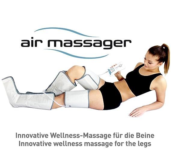 Prorelax Masajeador de Aire para piernas por Compresión