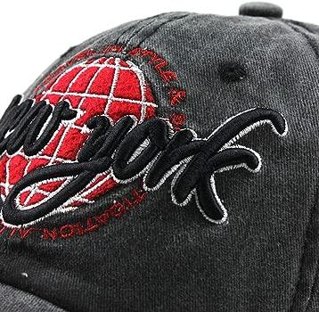 Baiomawzh Gorra de Béisbol Estilo Vintage Unisex Baseball Cap de ...