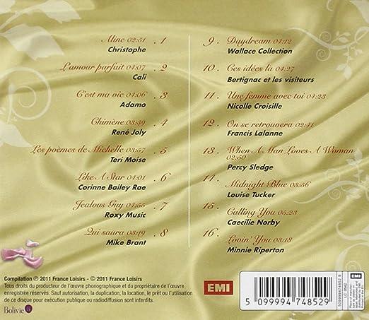 Mots Damour Toujours Amazoncom Music