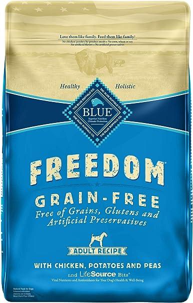 Blue Buffalo Freedom Grain Free Recipe