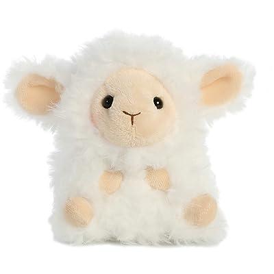 "Aurora World 5"" Lyssa Lamb Toy: Toys & Games"