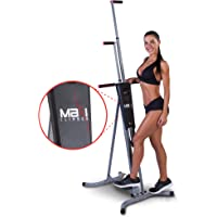 MaxiClimber(r) - The Original Patented Vertical Climber, As Seen On TV - Full Body Workout with Bonus Fitness App for…