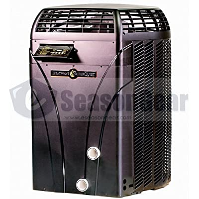 AquaCal HeatWave SQ145 Heat Pump