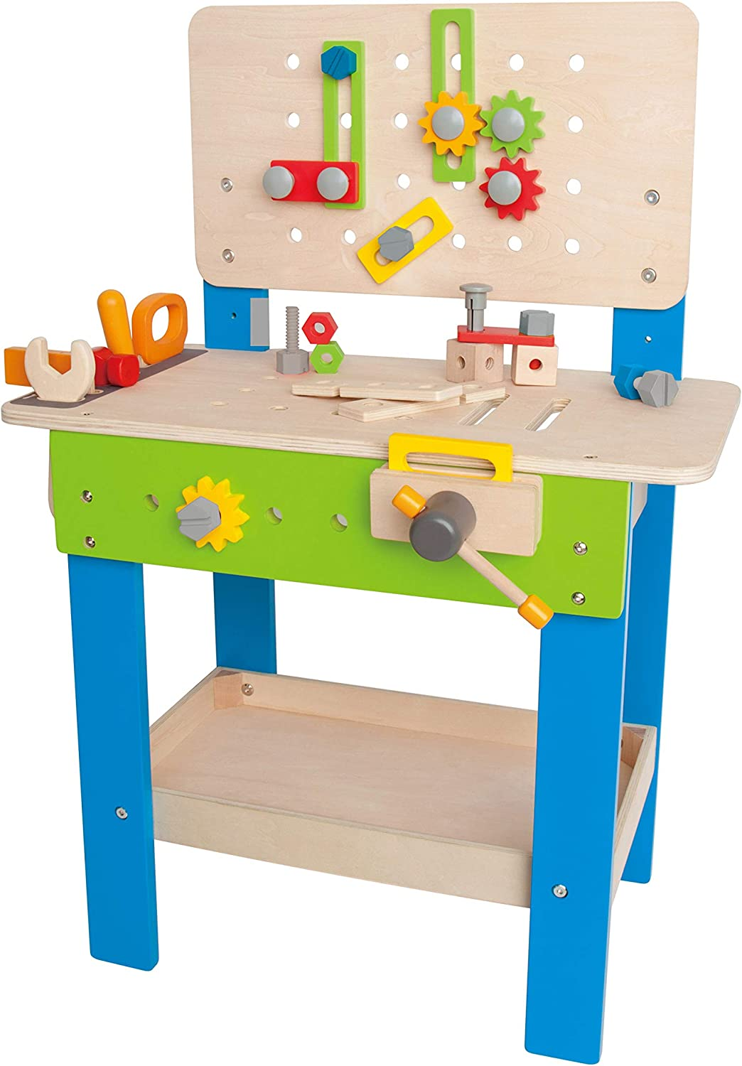 Top 8 Best Workbenches For Kids (2020 Reviews & Buying Guide) 1