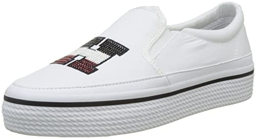 Tommy Hilfiger Tommy Sequins Flatform Sneaker, Sneakers