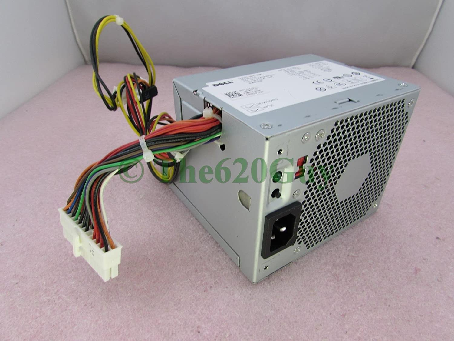 Astounding Dell Genuine Optiplex 380 Desktop 235W Power Supply Psu D233N B235Pd 00 M618F Best Image Libraries Sapebelowcountryjoecom