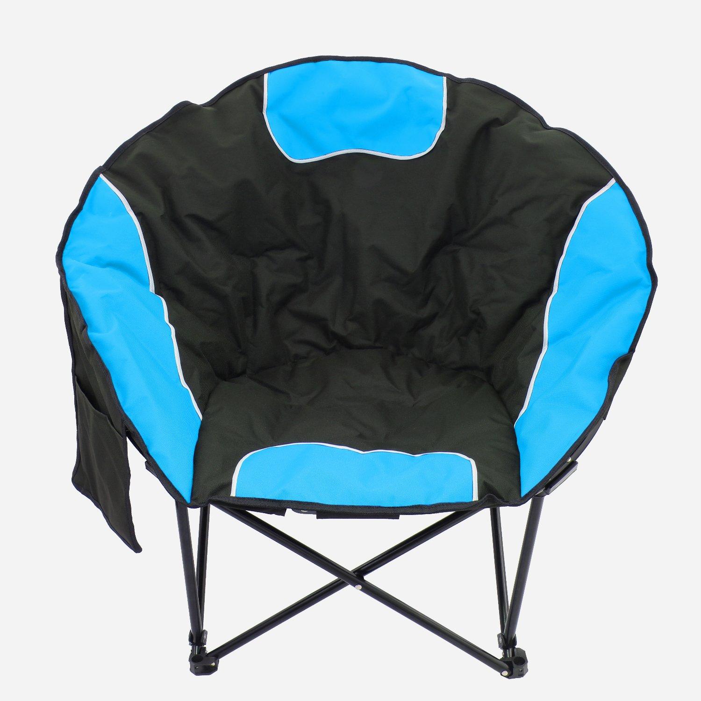 Amazon.com: Magshion - Silla de playa plegable acolchada con ...