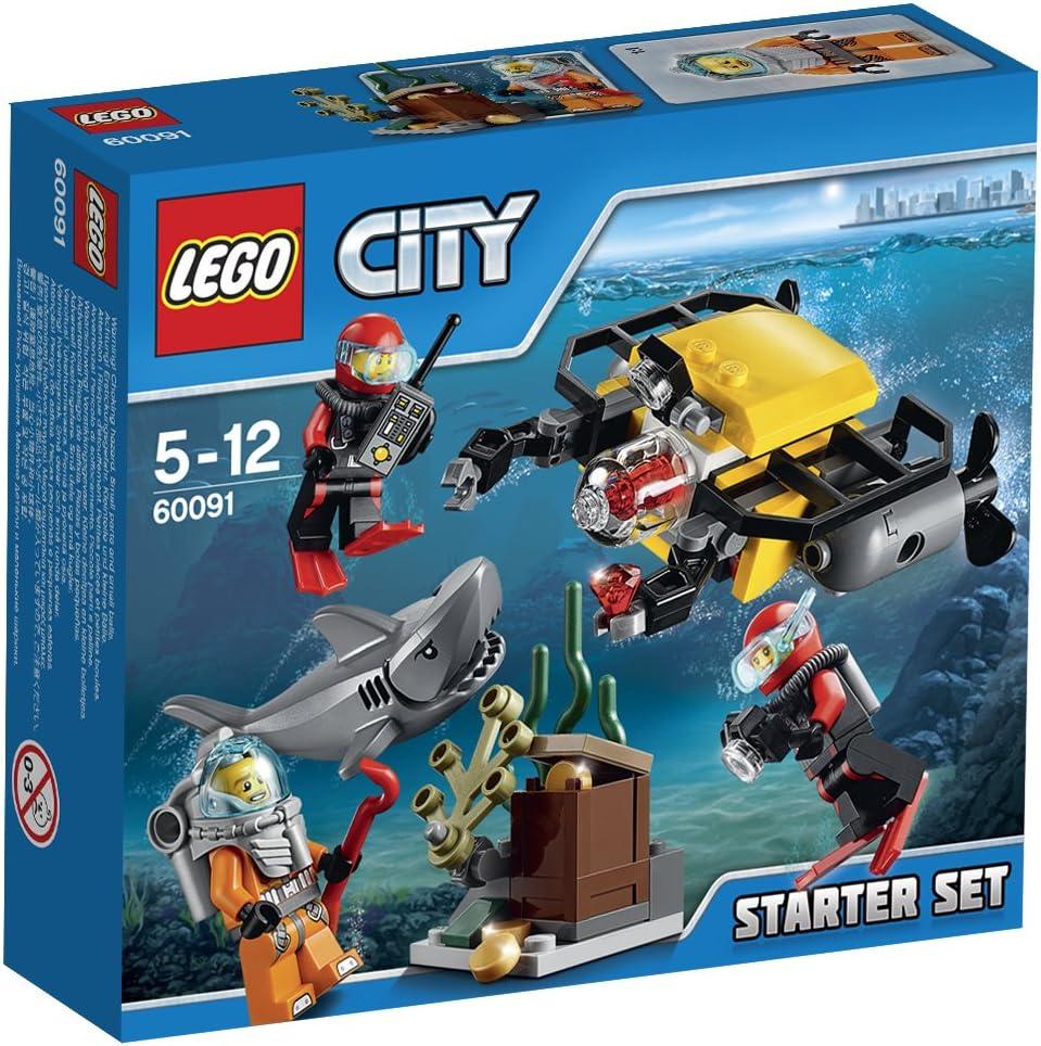 LEGO 60091 City Deep Sea Starter Set
