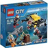 LEGO 60091 City Explorers Deep Sea Starter Set