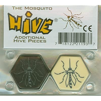 Mosquito Expansion: Toys & Games