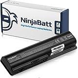 NinjaBatt Laptop Battery for HP 484170-001 DV4 G71 CQ60 G60 DV5 484172-001 HSTNN-LB72 DV6-1030US DV5-1235DX 511884-001…