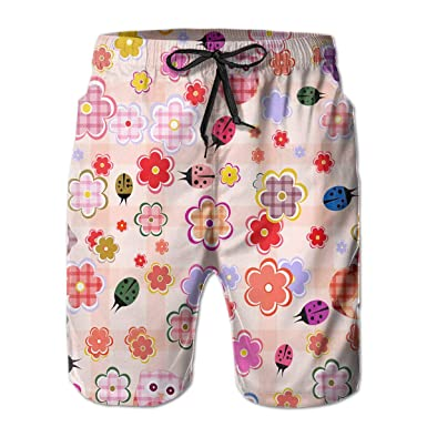 Rigg-pants Mens Soft Hawaii Beach Travel Fashion Beach Shorts Swim Trunks Board Shorts