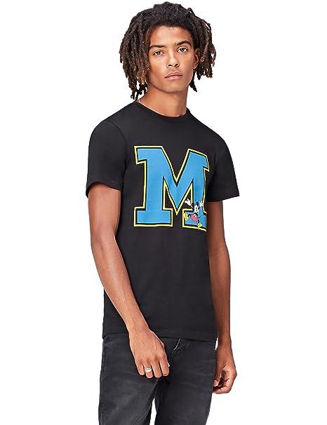 FIND Camiseta Mickey Mouse para Hombre pXPCSfiK