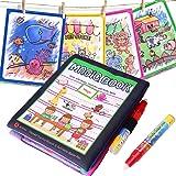 Magic Wasser Zeichnen Malbuch Matte Malbücher kritzeln mit