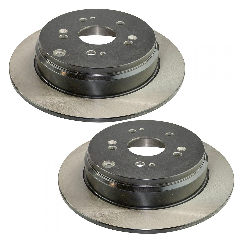 Nakamoto Front /& Rear Premium Posi Metallic Brake Pad /& Rotor Kit for Chrysler
