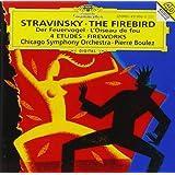 Stravinsky: L´Oiseau de Feu; Feu D´artifice; Quatre Etudes pour orchestre