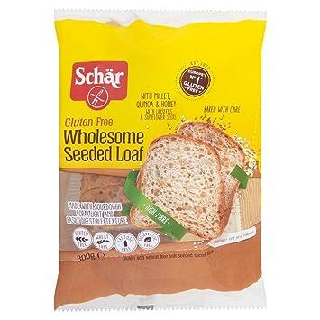 Amazon.com: Schar Cereales Master Baker Pan con cereales sin ...