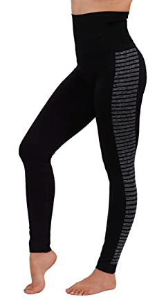 3eff3f2b2fdba Vibrant Vixen Women's Yoga Pants Workout Leggings High Waist Dipdry  Activewear (S fit 2-