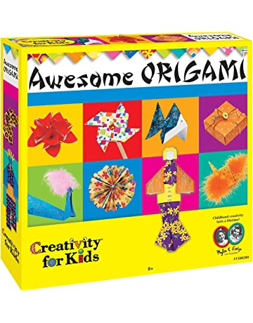 Amazon.es: Manualidades con papel: Juguetes y juegos
