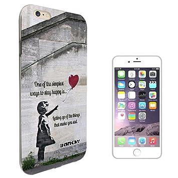 coque iphone 8 plus banksy