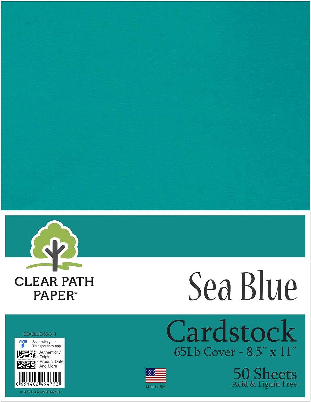 Cartulina azul marino de 21,6 x 27,9 cm – 50 hojas: Amazon.es: Juguetes y juegos