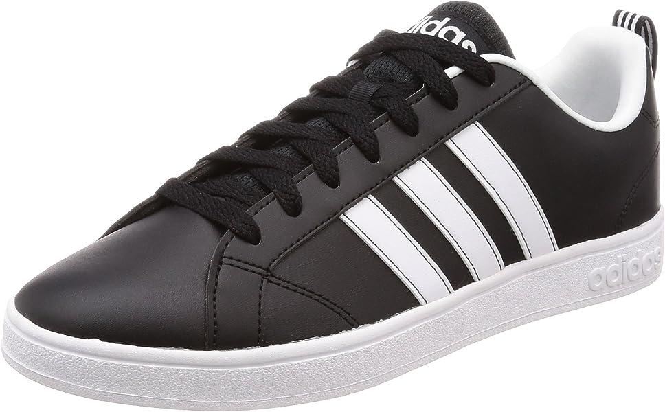 EU White para WhiteFootwear 046 Deporte VS BlackFootwear Adidas AdvantageZapatillas HombreNegroCore de wilkTPXuOZ