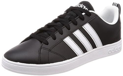 new concept e7e3e f99c4 Adidas Tenis VS Advantage para Hombre, Color Negro, Talla 25.5