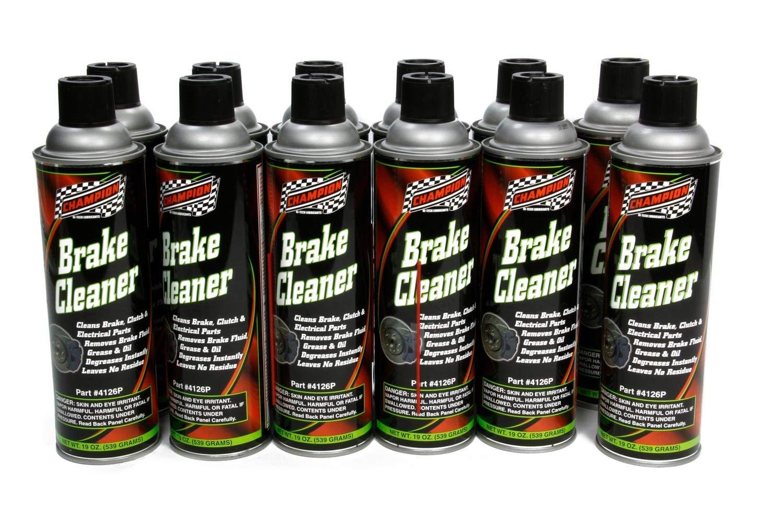 Champion 4126P-12 Brake Cleaner, 228. Fluid_Ounces