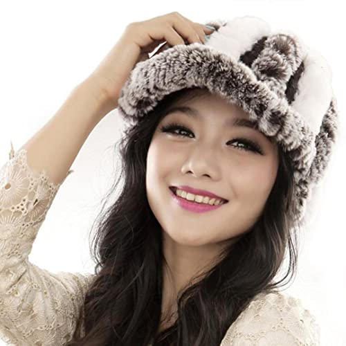 Tefamore Sombrero de las Mujeres Invierno de Caliente Gorro de Suave de Moda