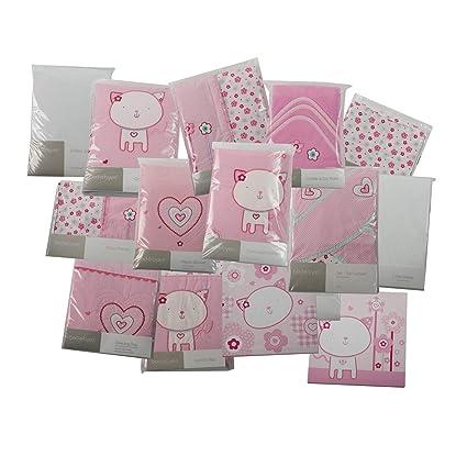 Bed-e-Byes Purfect - Conjunto para habitación infantil (con ...